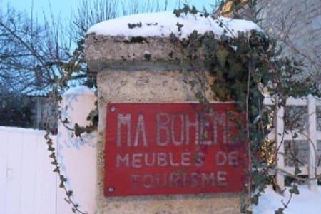 Ma Bohème - CIVRAC DE BLAYE