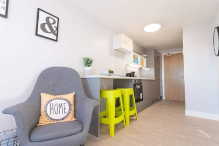 Student Only Property: Exquisite Silver Studio