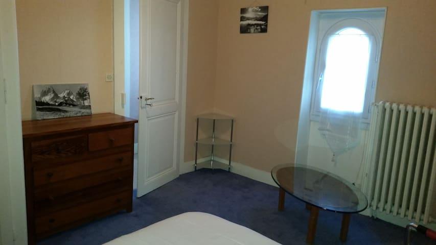 T1 meublé au 2è étage sud - Évian-les-Bains - Apartment