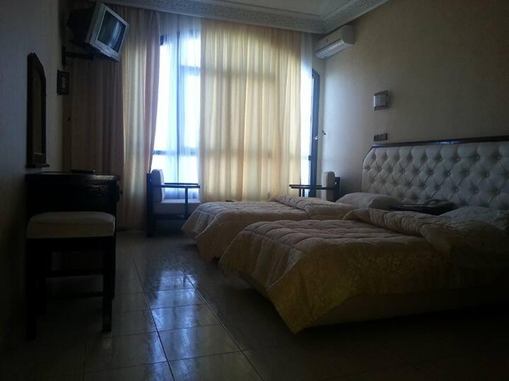 Hotel Tarifa Chambre double