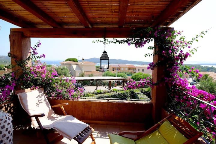 Relax on your private Veranda!