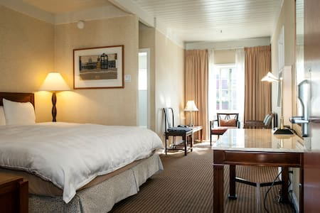 Hotel Pac Hgts 2 Bed Free Car ParkA - San Francisco - Bed & Breakfast