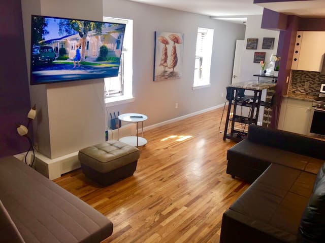 Gorgeous  Renovated 1BR - close to Central Park