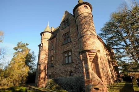 Chateau de CANAC - Rodez - ปราสาท
