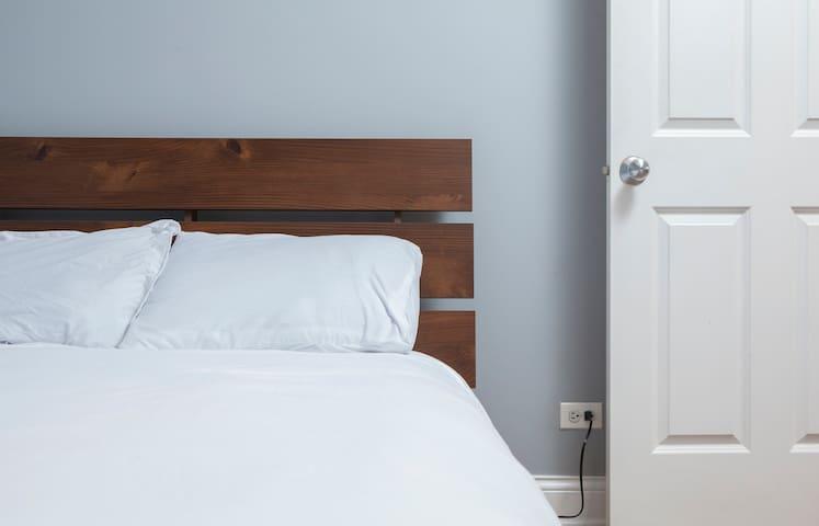 Wicker Park 2bd, Sleep Number Bed! - Chicago - Apartamento