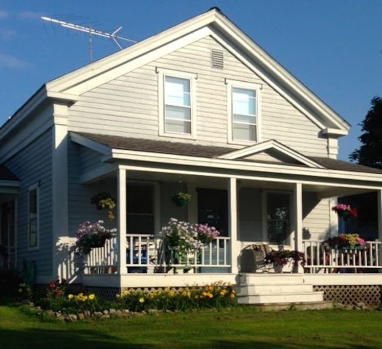 West Ferrisburgh Guest House