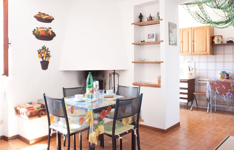 LAJATICO VOLTERRA TUSCANY AND NATUR - Orciatico - Apartment