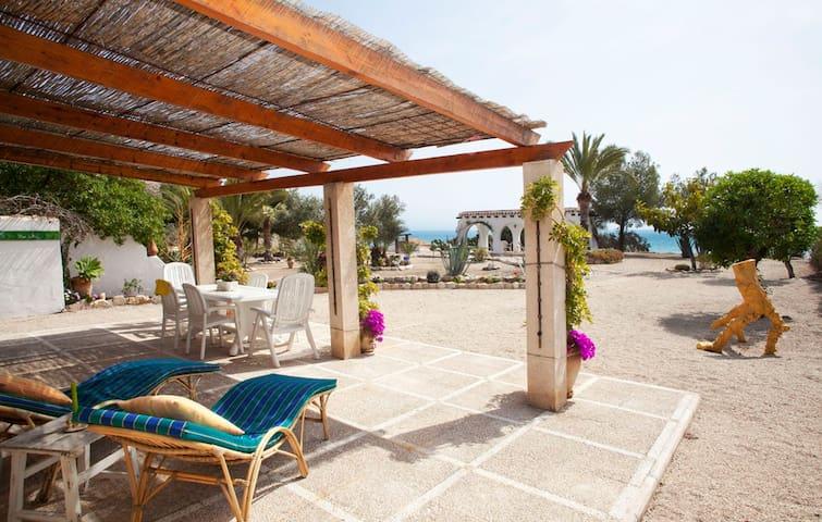 Beach Cottage - La Vila Joiosa/Villajoyosa - Rumah