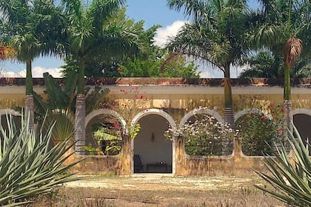 Hacienda Kininche - Suma de Hidalgo - Bed & Breakfast