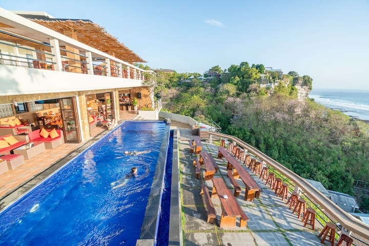 Enjoy Sunset in Uluwatu Ocean View Room #6
