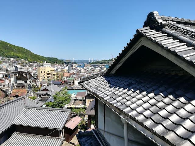 Antique Villa,Hub for Rabbit island & Hiroshima