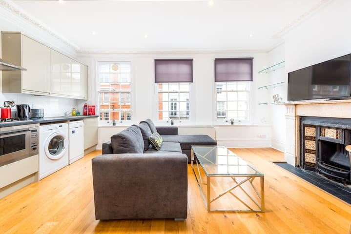 Beautiful Apartment in Hampstead, London (DH5 II)