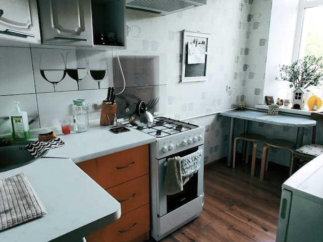 """Small cozy flat in """"old town"""""""