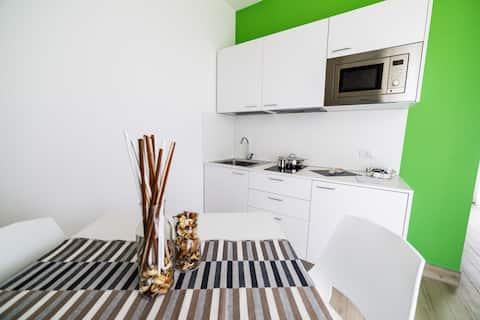 Appartamento Standard in Affitto Mensile