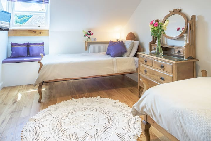 Armsyde B & B Isadora Grape - Padstow - Bed & Breakfast