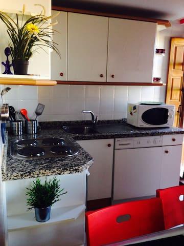 Apartamt en Plz Mayor, con desayuno - León - Apartamento