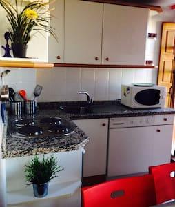 Apartamt en Plz Mayor, con desayuno - León - Квартира