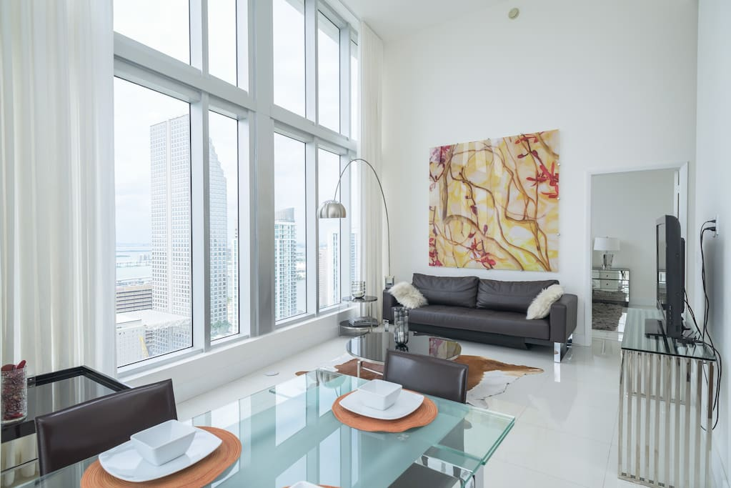 40th floor w hotel luxury 2 bedroom penthouse apartments