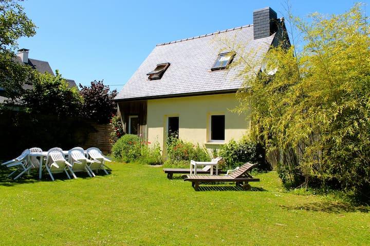 La p'tite maison - Saint-Briac-sur-Mer - Talo