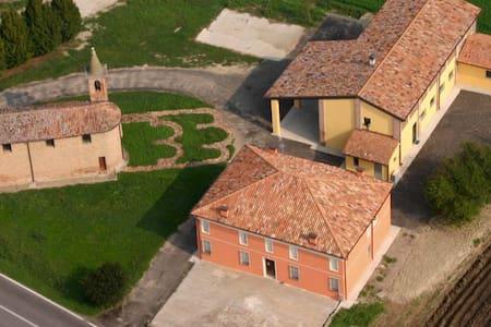 Appartamento in sito archeologico