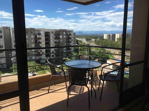 Apartamento Hacienda Peñaliza  Ricaute/Girardot.
