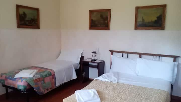 apartaments a Mestre Venice in green quiete area