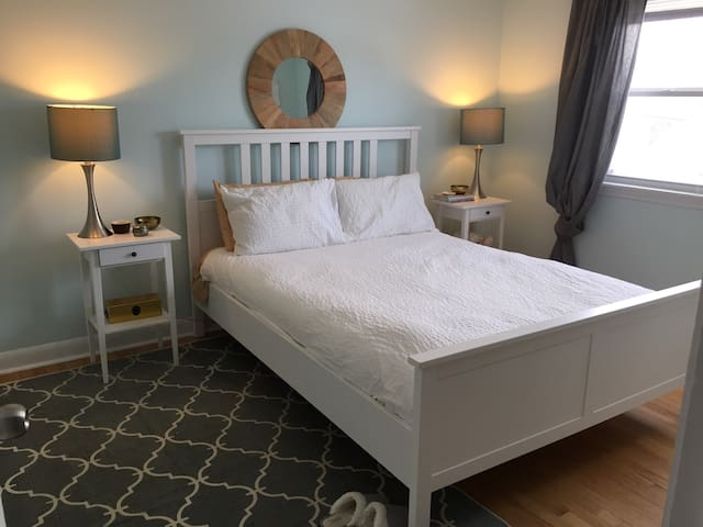 Airy and comfortable room in Dartmouth. - Dartmouth - Casa