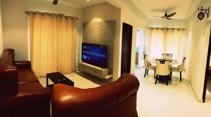 Luxury 2 BHK Apartment in Moggapair