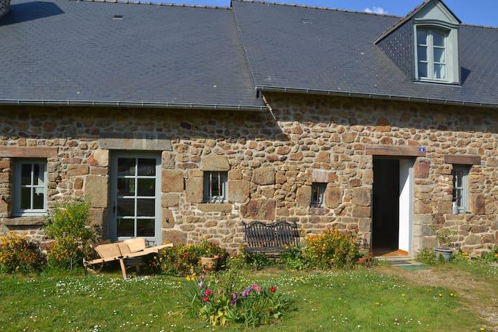 Chambre chez l'habitant dans une ancienne ferme