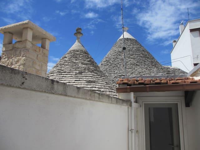 IL TRULLO DEGLI ARAZZI - Alberobello - Haus