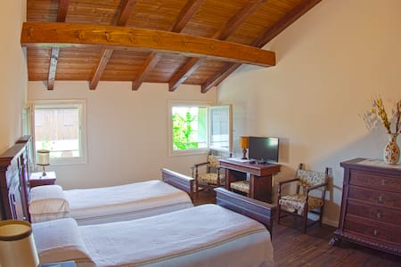 Double room with twin beds - Breakfast incl. - R&B - Calderara di Reno - Bed & Breakfast