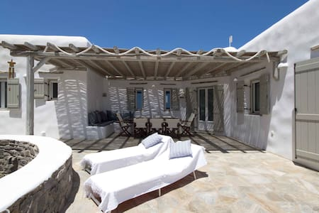 """Terra Libera"" villa with 3 bedrooms - Kostos"