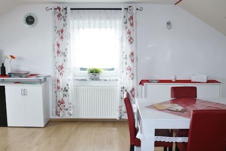 Ferienwohnung Lotte (für Monteure) - Leipheim - Wohnung