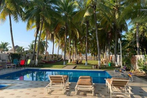 Villa Quinta Marza Playa Linda