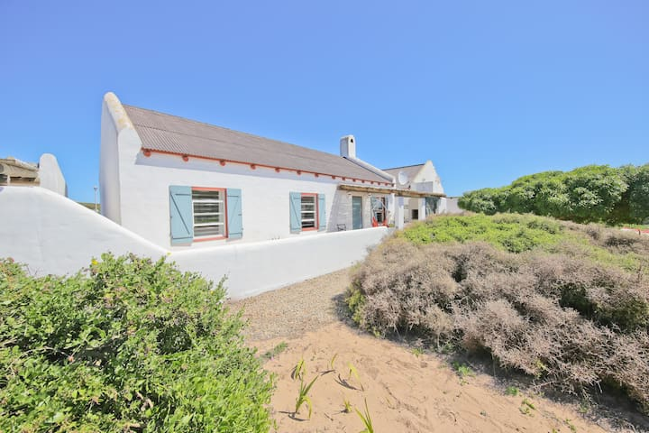 Spacious Double Room in Fisherman's Cottage - Paternoster - Rumah