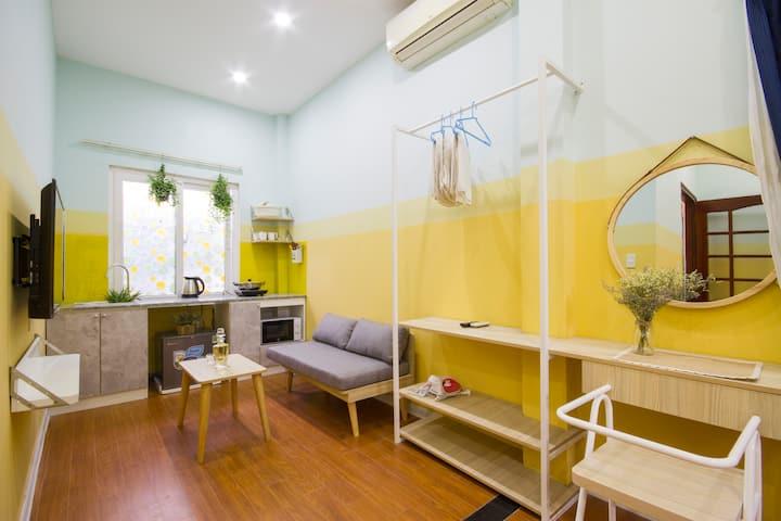Babel Apartment Lavender - FREE AIRPORT PICK UP