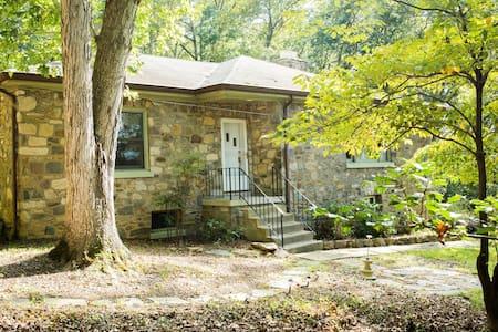 Shenandoah Stone House Retreat Self Check-in