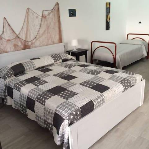 B&B La Meriggia-Stanza del Pescatore - Caprioli - Bed & Breakfast