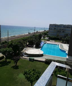 Lovely Apartment on the beach - Cabrera de Mar