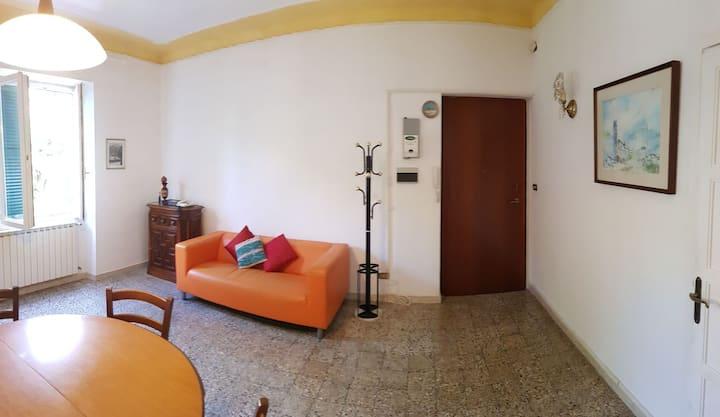 Appartamento centralissimo Levanto