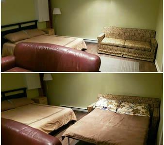 Big full furnished basememt - Montréal