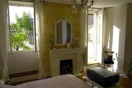 Chambres d'hôtes  Gabrielle - La Réole - Byhus