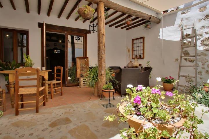 Casa  Los Abuelos - Grazalema - Casa