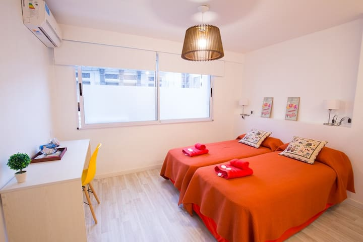 Wonderful Studio Apartment: Buenos Aires hearth