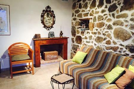 Maison de charme en montagne - Letia Saint Roch - Rumah