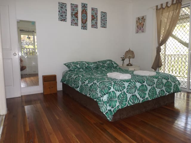 Luxury double room in a paradise setting Emerald - Emerald Beach - Talo
