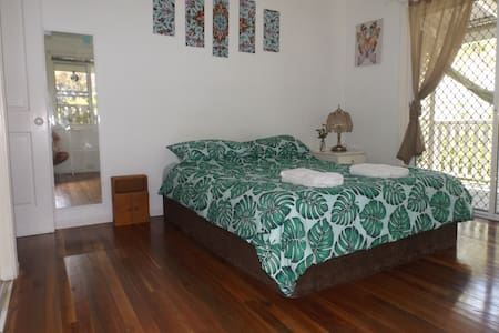 Luxury double room in a paradise setting Emerald - Emerald Beach - Huis