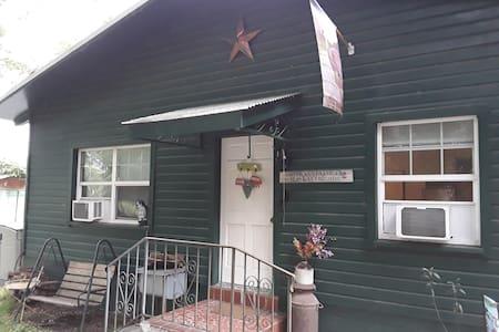 Historic Huff cottage