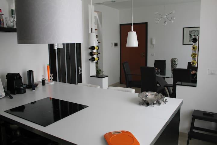 Wonderful big apartment in Livorno!