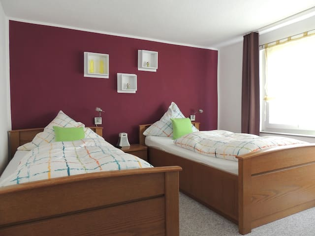 Pension Neuenrade - Private Room 2 - Neuenrade - Bed & Breakfast